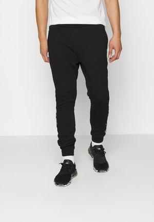 VERSENIO JOGGER - Teplákové kalhoty - black