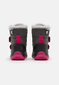 Sorel - CHILDRENS WHITNEY II STARS - Winter boots - quarry - 2