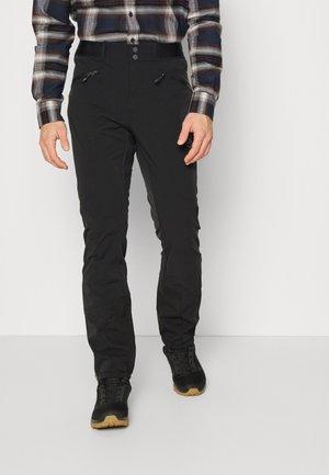 ORIZION PANT - Kalhoty - black