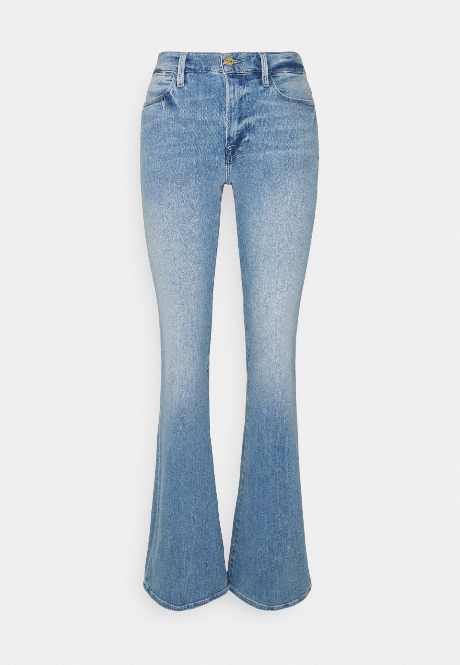 Damen LE HIGH - Flared Jeans