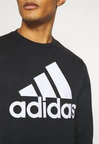 adidas Performance - Bluza - black/white - 3