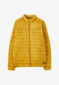 PULL&BEAR - Zimní bunda - yellow - 6