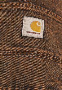 Carhartt WIP - SINGLE KNEE PANT ALLENDALE - Pantalon cargo - rum crater wash - 6