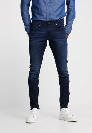 REVEND SKINNY - Jeans Skinny - slander indigo super