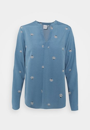 BRUCE  - Pitkähihainen paita - coronet blue