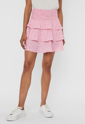 A-line skirt - rosebloom