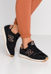 New Balance - WL373 - Sneakers basse - black - 0