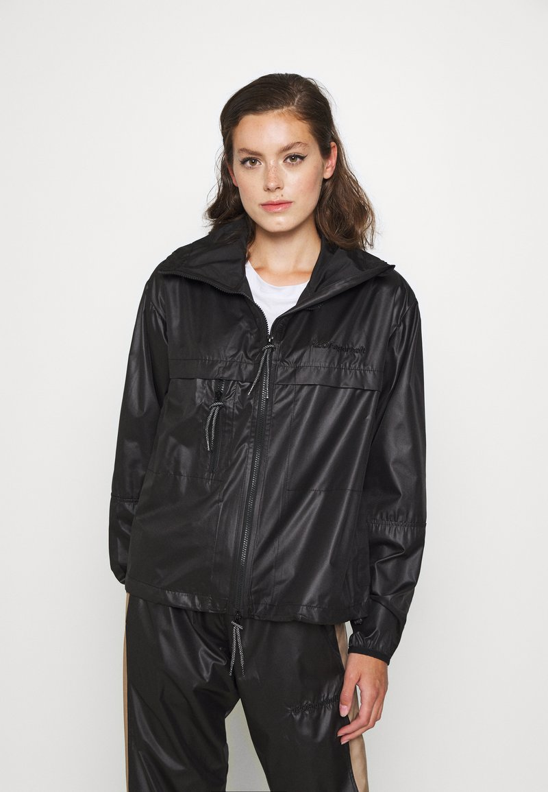 H2O Fagerholt - ALWAYS TRACK JACKET - Sportovní bunda - black
