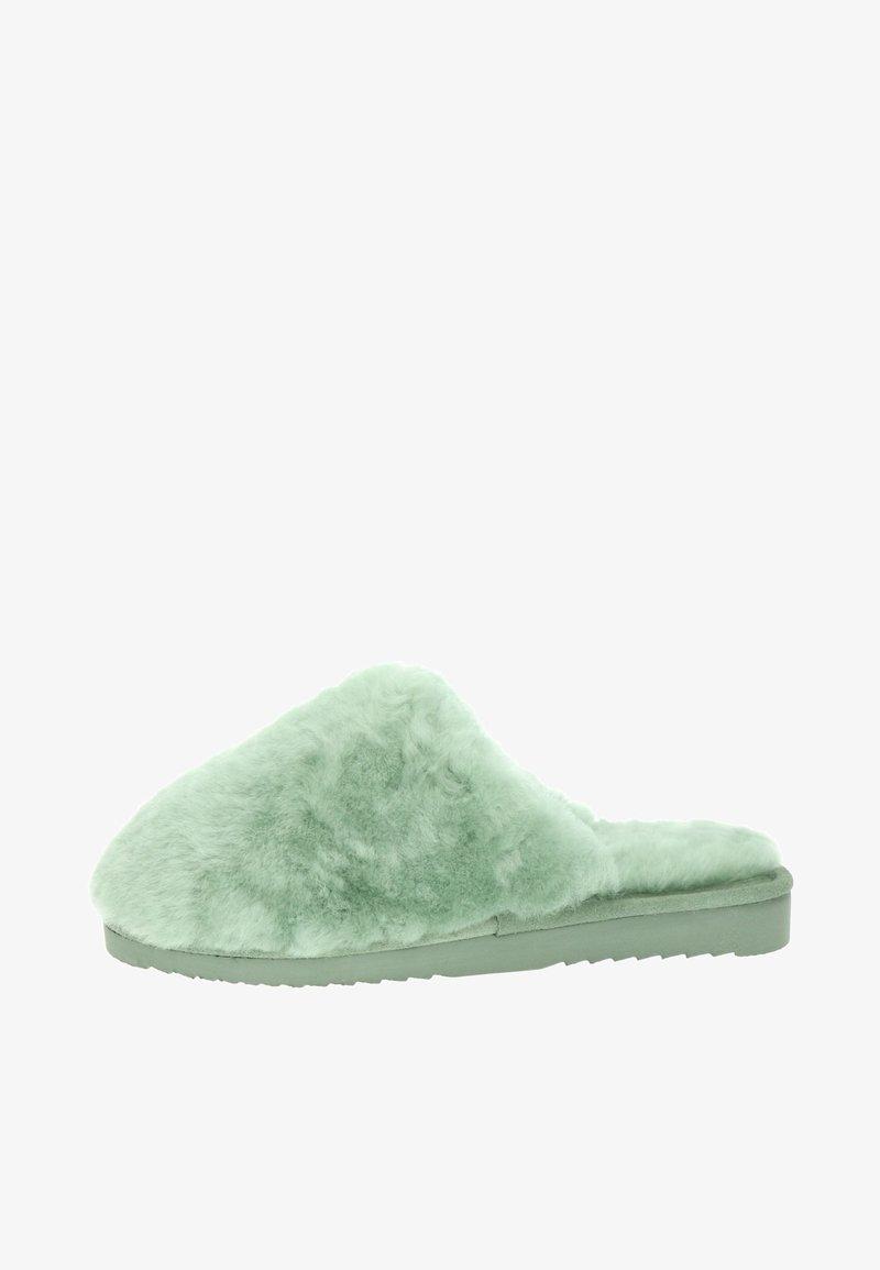 Warmbat Australia - Slippers - groen