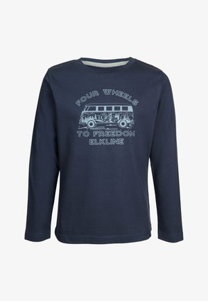 EASY RIDE  - Long sleeved top - darkblue