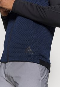 adidas Golf - PERFORMANCE COLD.RDY SPORTS GOLF VEST - Vesta - collegiate navy melange - 4