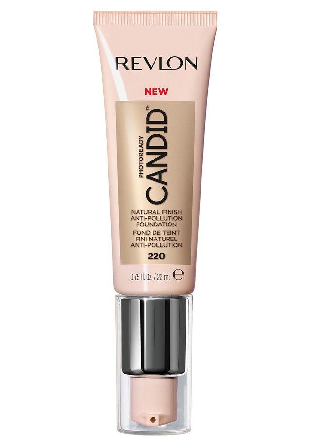 PHOTOREADY CANDID - Fondotinta - N°220 sand beige