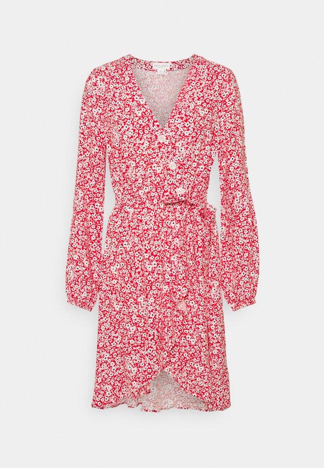 PETRA DRESS - Sukienka letnia - red