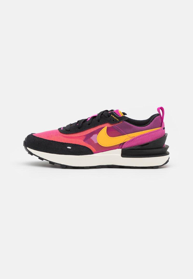 Nike Sportswear - WAFFLE ONE  - Zapatillas - active fuchsia/university gold/black/coconut milk