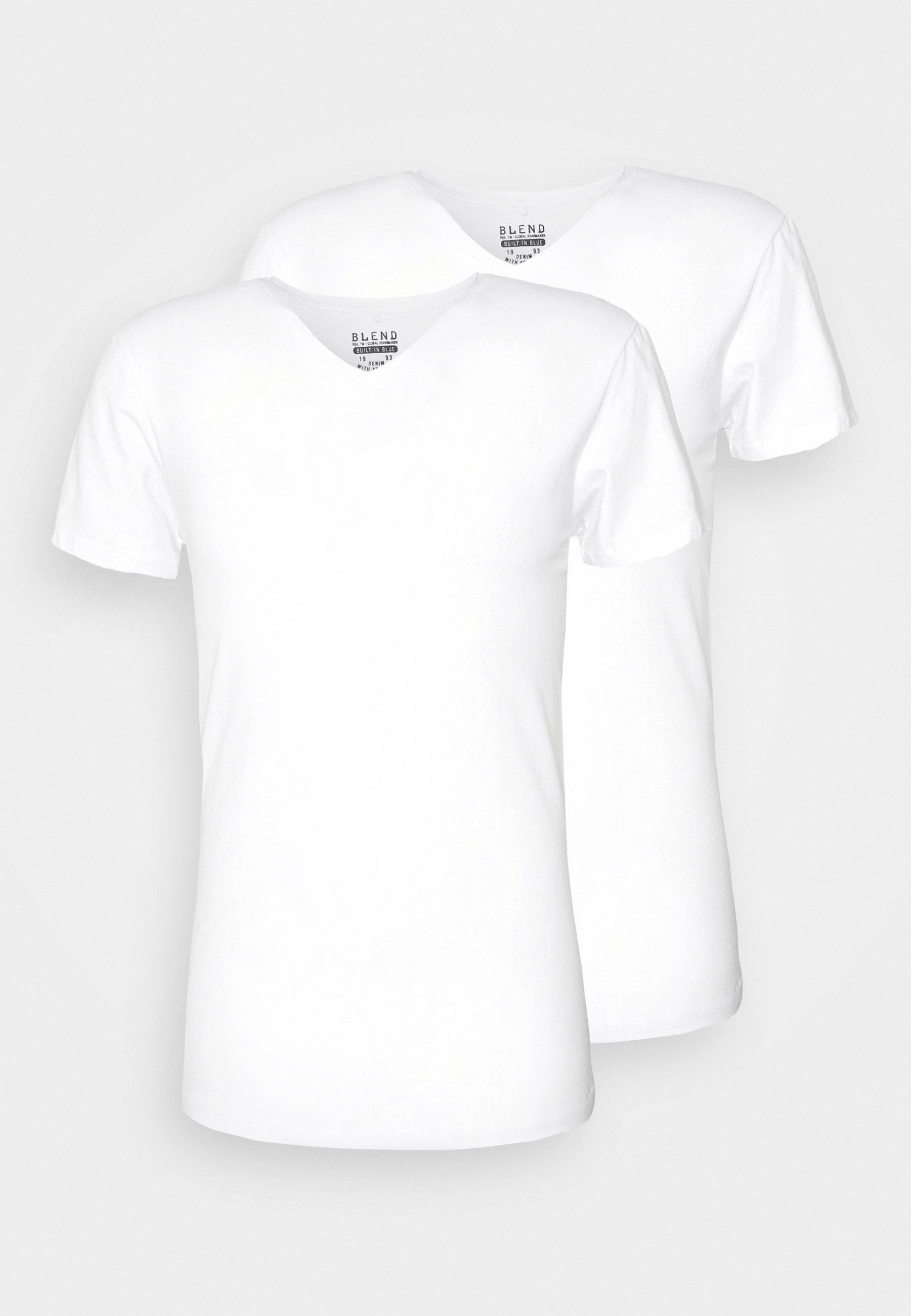 Men BHNICO TEE - Basic T-shirt