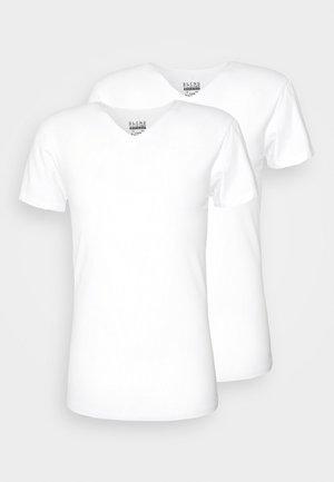 BHNICO TEE - T-shirts basic - white