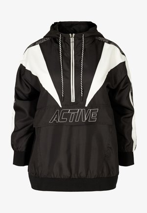 Windbreaker - black