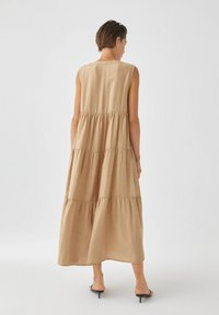 PULL&BEAR - Day dress - beige - 3