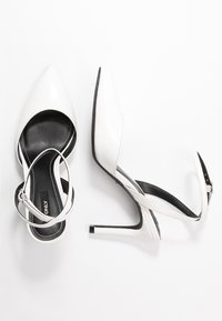 ONLY SHOES - ONLPEACHES  - High heels - white - 3