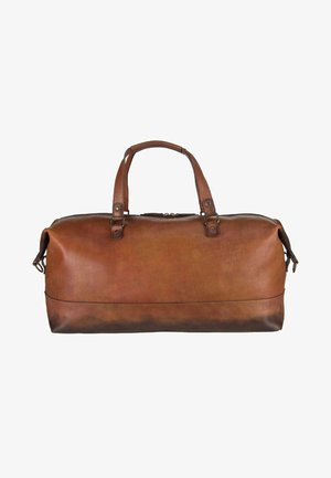 RANDERS - Weekend bag - cognac
