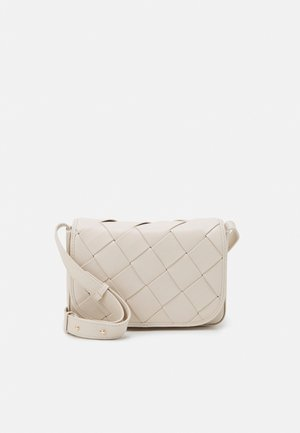 PCZANA CROSS BODY - Bandolera - cloud dancer