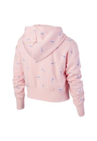 Nike Sportswear - Hoodie - pink/royal pulse/royal pulse - 1