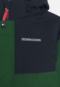 Didriksons - LUN KIDS - Winterjas - leaf green