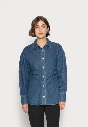 ENYA - Overhemdblouse - denim blue