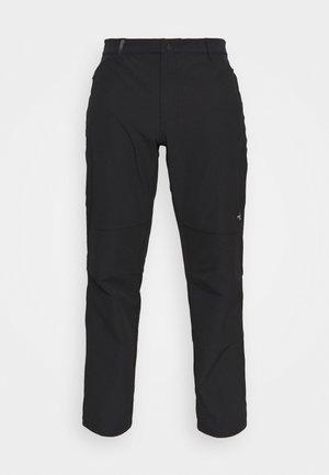 QUEST PANT - Pantaloni outdoor - black