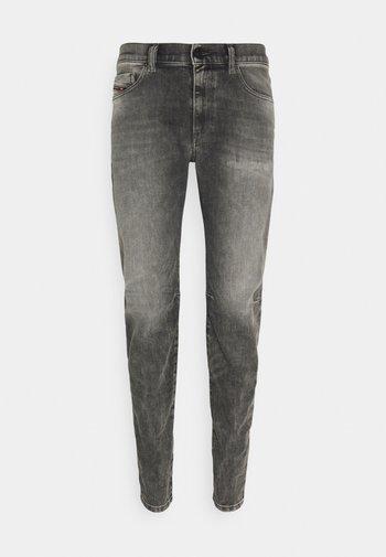 D-STRUKT-A - Slim fit jeans - grey denim