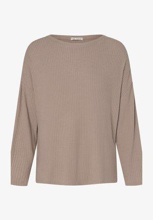 LONG SLEEVE  - Pyjama top - brown