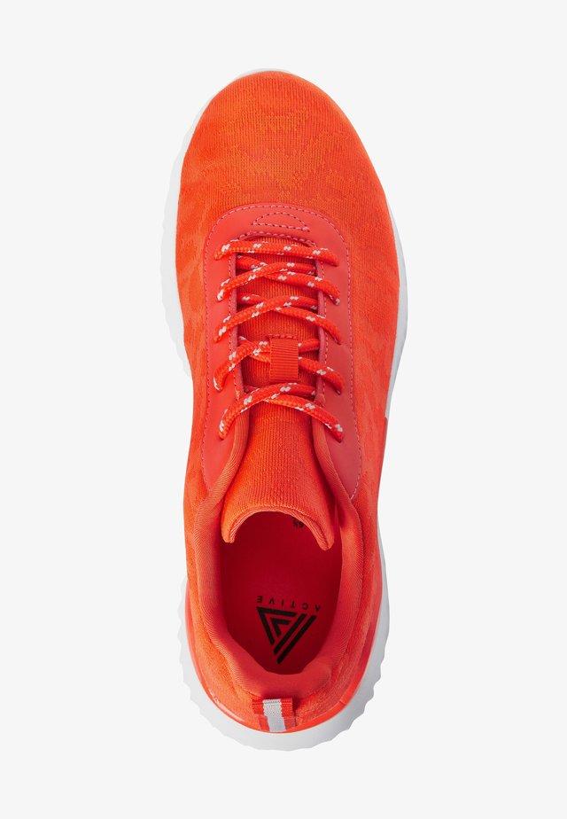 ACTIVE SPORTS - Sneakers laag - orange