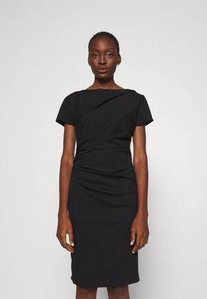 IZLO - Žerzejové šaty - black