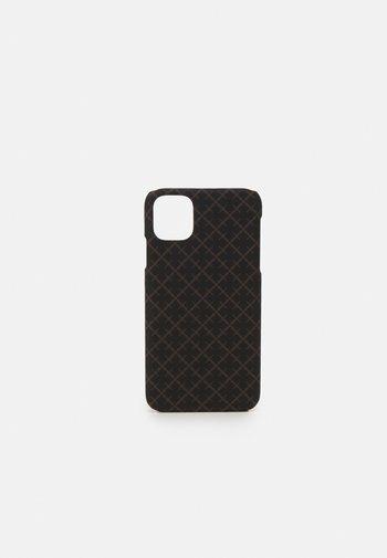 PAMSY iPhone 11 - Phone case - dark chokolate