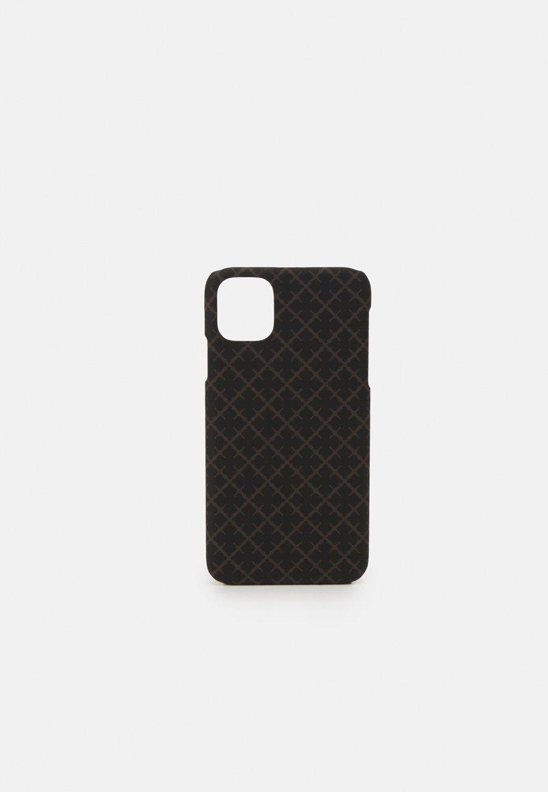 By Malene Birger - PAMSY iPhone 11 - Phone case - dark chokolate