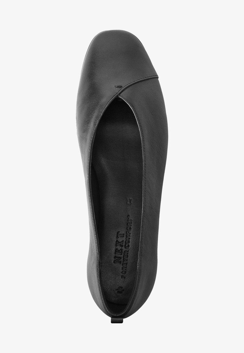 Next - FOREVER COMFORT - Ballerinasko - black