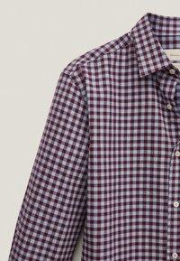 Massimo Dutti - REGULAR-FIT - Shirt - red - 4