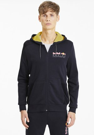 RED BULL RACING - Zip-up hoodie - night sky