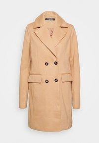 AIMEE - Classic coat - camel