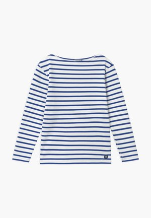 MARINIÈRE LOCTUDY - Longsleeve - royal blue/white