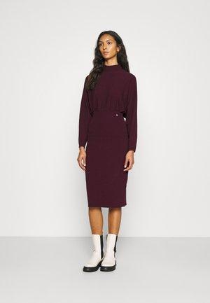 ALICE MIDI DRESS - Day dress - purple