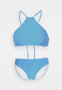 O'Neill - CALI RITA FIXED SET - Bikini - blue/white - 6