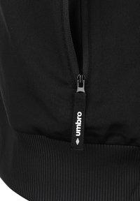 Umbro - TAPED TRACK  - Training jacket - black - 2