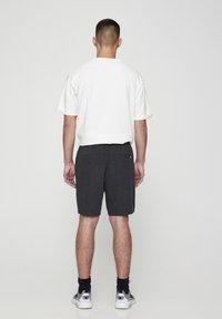 PULL&BEAR - Shorts - dark grey - 2