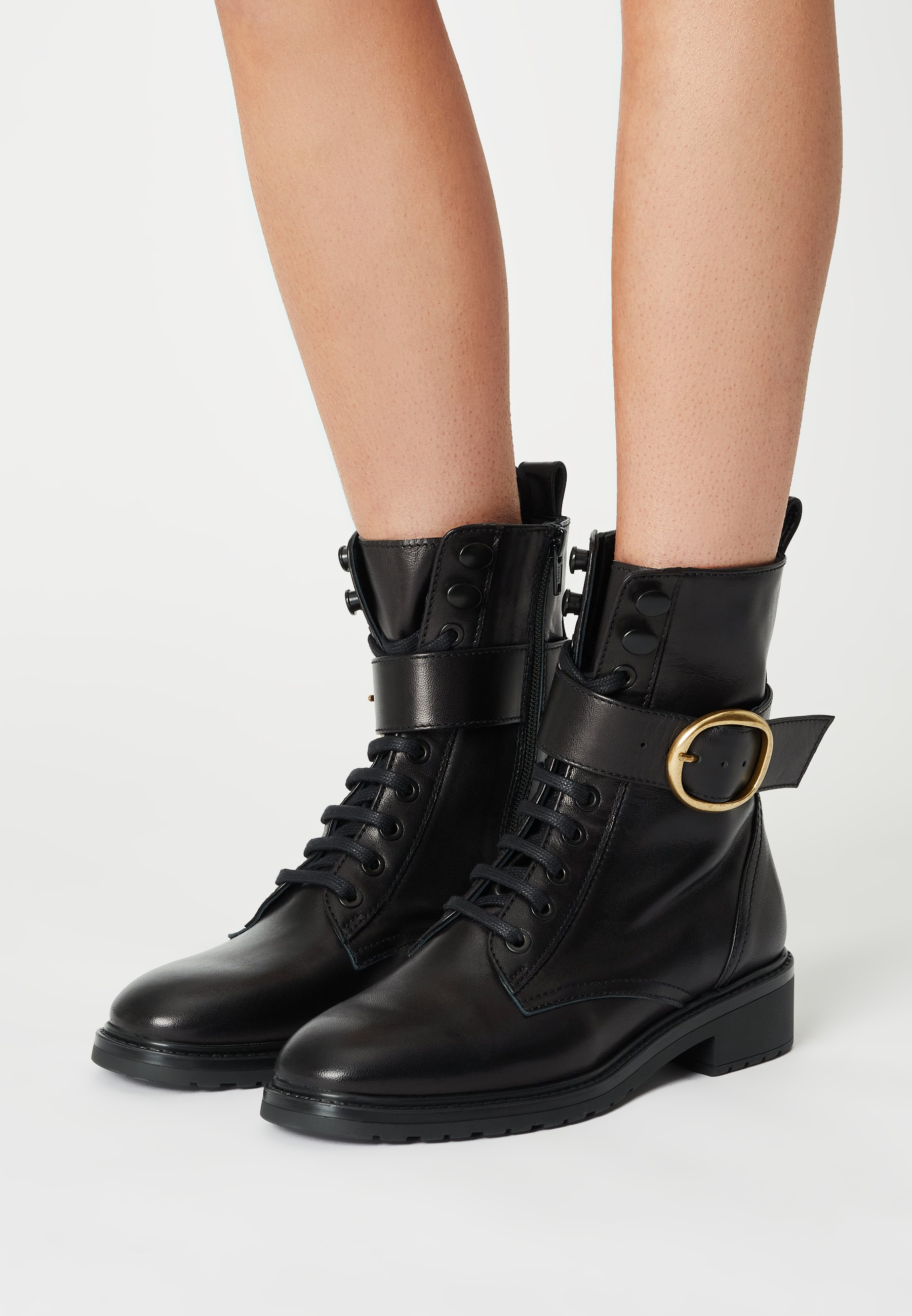 Women EDECAN - Lace-up ankle boots