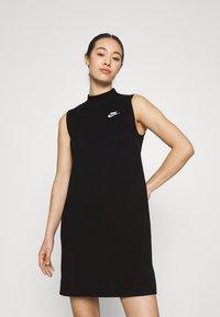 Nike Sportswear - DRESS - Vestido informal - black - 0