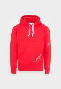 SPORTLEISURE HOODED  - Sweatshirt - red
