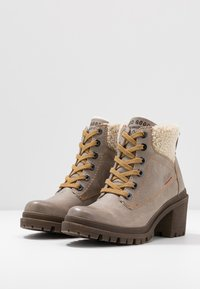 s.Oliver - Ankelboots - taupe - 4
