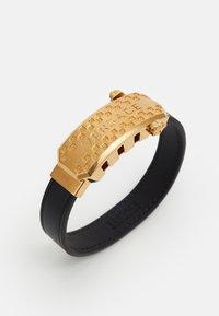 Versace - Bracelet - nero/oro tribute - 3
