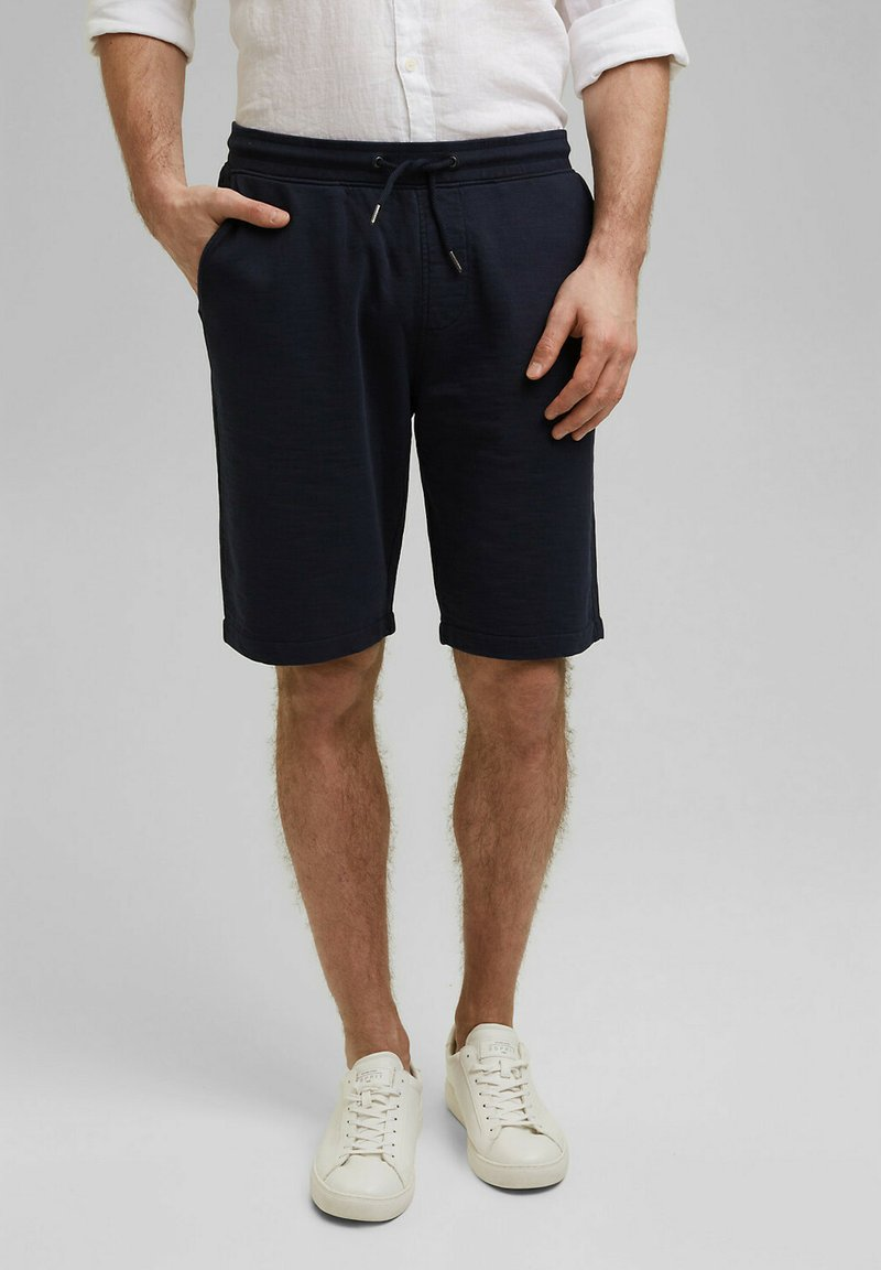 Esprit - Shorts - navy